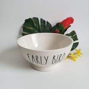 Rae Dunn Early Bird Bowl